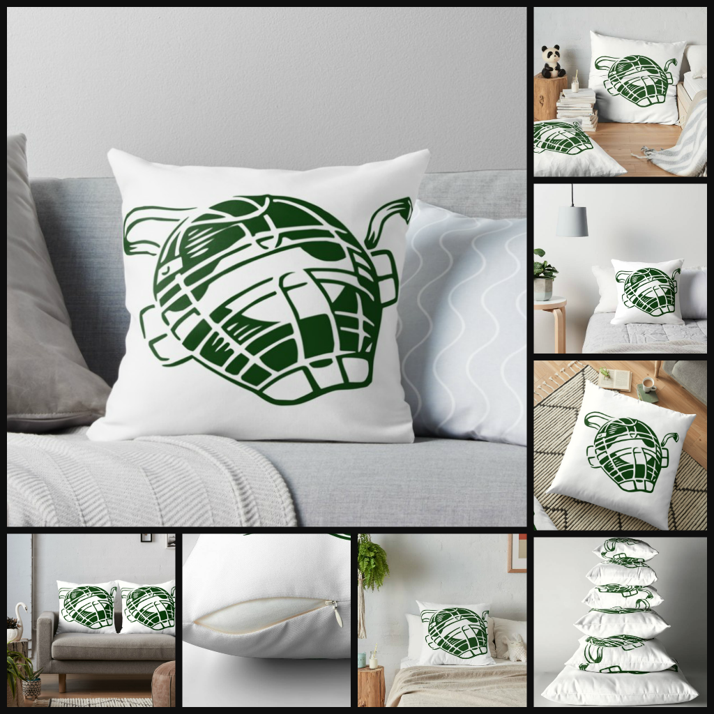00.CATCHERS-MASK-green-pillows