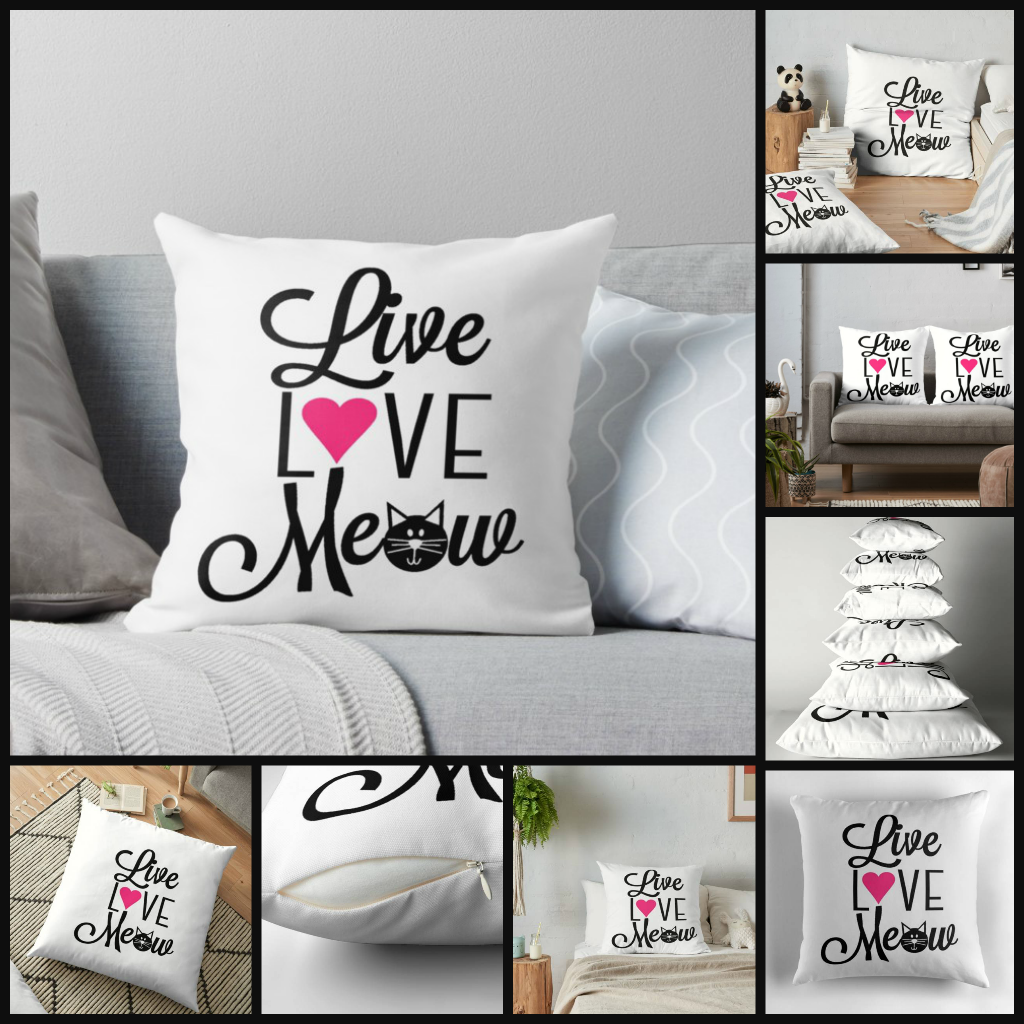 00.LIVE-LOVE-MEOW-pillows