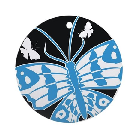 butterfly224_ornament_round