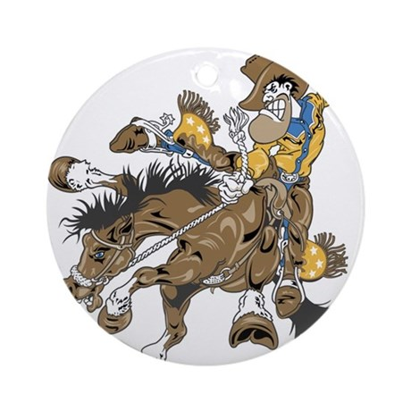 cowboy13_ornament_round