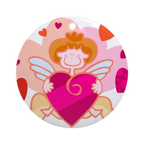 cupid_8_ornament_round