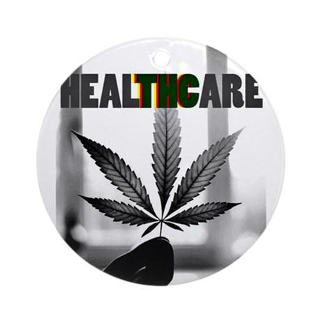 healthcare_ornament_round