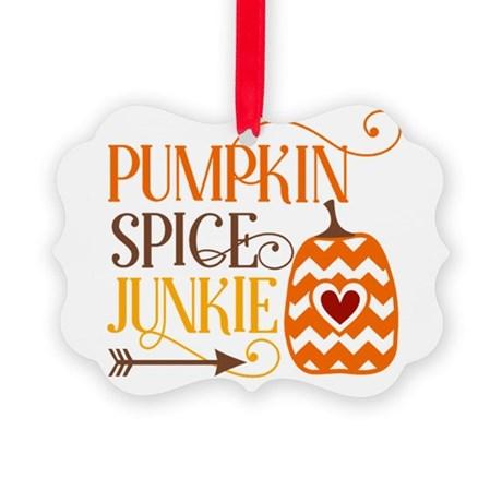 pumpkin_spice_junkie_ornament
