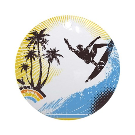 retro_surfer_ornament_round