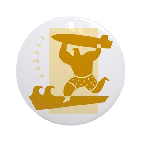 surfing100_ornament_round