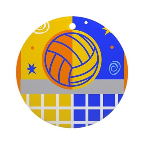 volleyball101_ornament_round