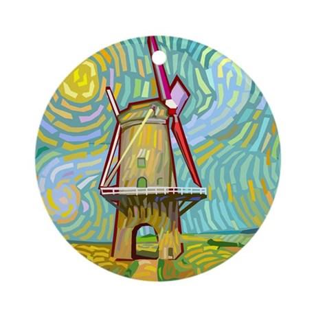 windmill105_ornament_round